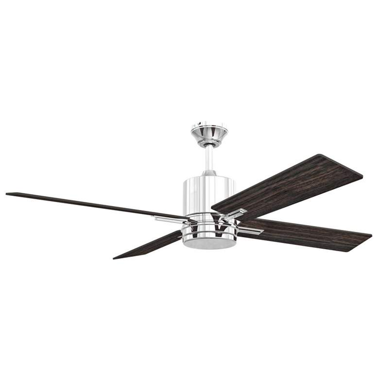 "52"" Craftmade Teana Chrome LED Ceiling Fan more views"
