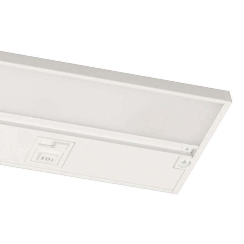 "Koren 22"" Wide White LED Under Cabinet Light more views"