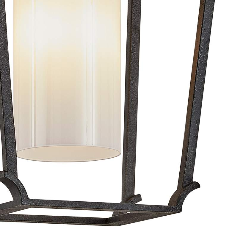 "Princeton 22"" High French Iron Outdoor Hanging Light more views"