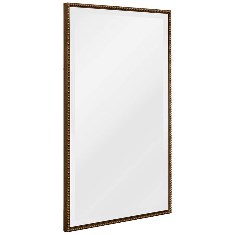 "Cooper Classics Terese Antique Gold 24"" x 36"" Wall Mirror more views"