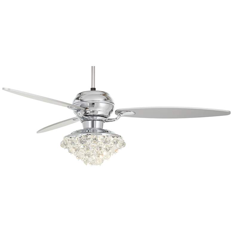 "60"" Casa Spyder LED Ceiling Fan with Hand-Held Remote more views"