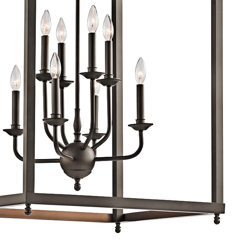 "Kichler Larkin 24"" Wide Olde Bronze Foyer Pendant Light more views"