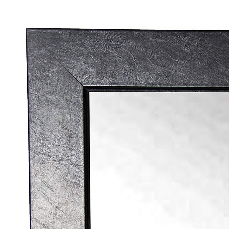 "Wisner Black Superior 26"" x 32"" Wall Mirror more views"