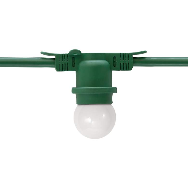 Green 48-Foot 24-Light DIY String Light Kit more views