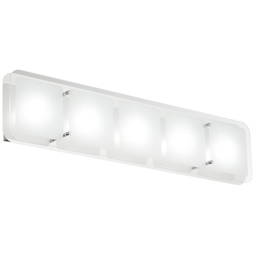 "Possini Euro Design Elin 25"" Wide LED Bath Light"