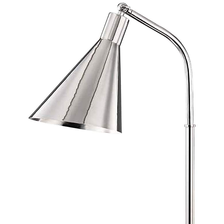 Hudson Valley Stanton Polished Nickel Floor Lamp more views