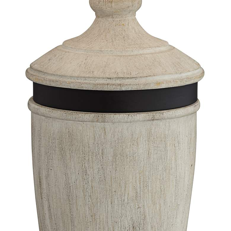 Lyon Natural Urn Table Lamp more views