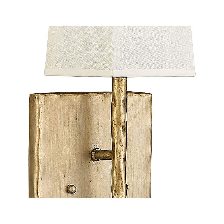 "Hinkley Tress 20 3/4"" High Champagne Gold Wall Sconce more views"