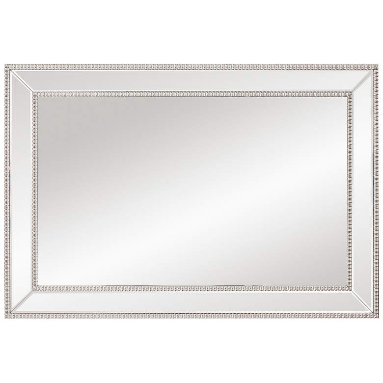 "Howard Elliott Gemma 31"" x 47"" Rectangular Wall Mirror more views"