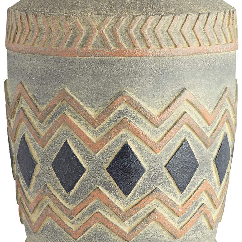 Desert Valley Southwest Rustic Jar Table Lamp more views