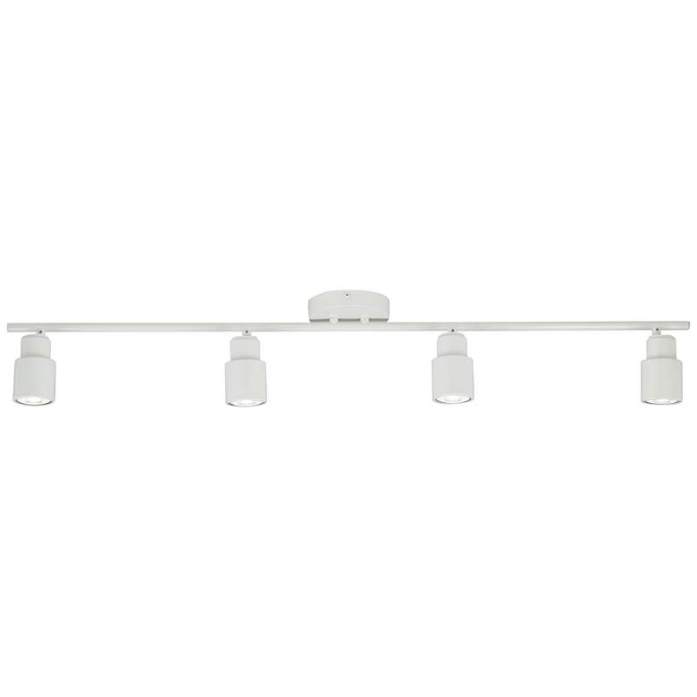 ProTrack Melson 6.5W 4-Light White LED Track Fixture more views