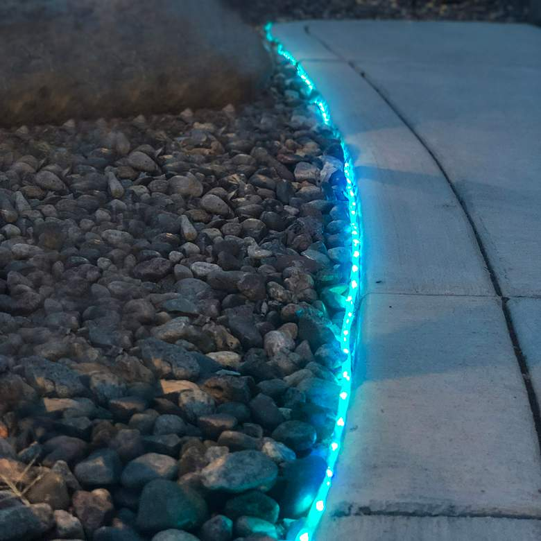 Pacific Accents 16' Color-Changing LED Rope Light w/ Remote more views