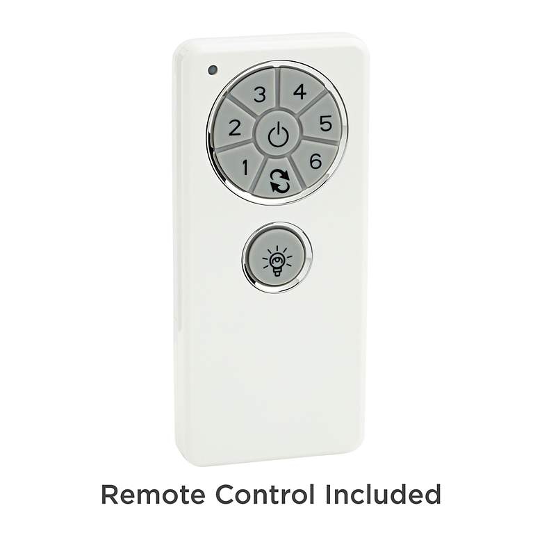 "60"" Taladega Bronze Marlowe Cage Outdoor LED Ceiling Fan more views"