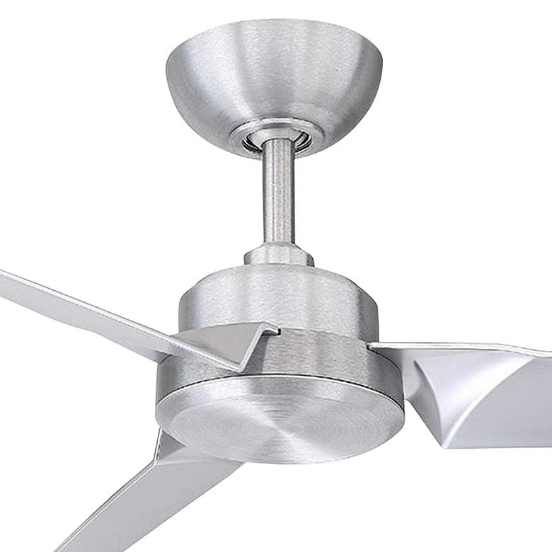 "52"" Modern Forms Roboto  Aluminum Wet Rated Ceiling Fan more views"