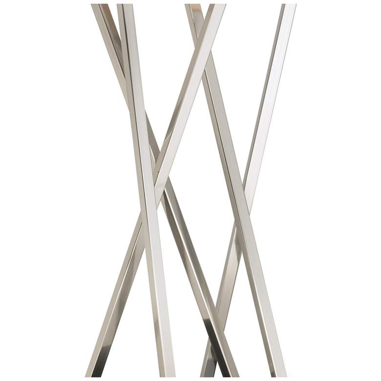 Possini Euro Design Asymmetry Table Lamp more views