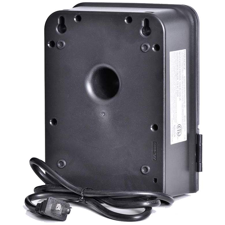 Black 300 Watt Landscape Transformer w/ Photocell and Timer more views