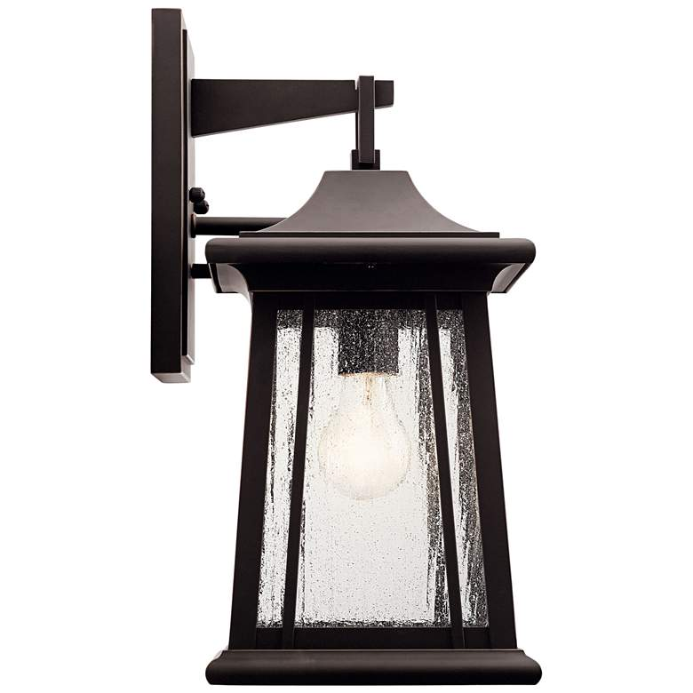 "Kichler Taden 20 3/4"" High Rubbed Bronze Outdoor Wall Light more views"