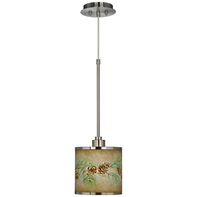 Cone Branch Giclee Glow Mini Pendant Light more views