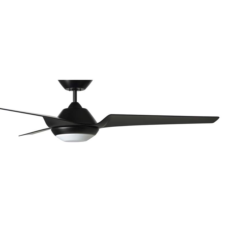 "60"" Emerson Sweep Eco Barbeque Black LED Ceiling Fan more views"