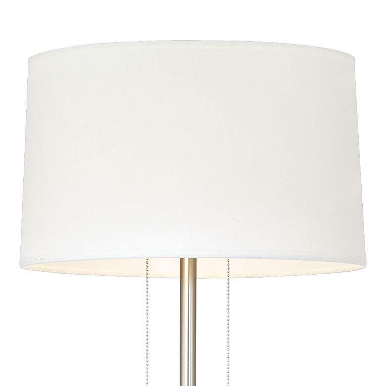 Simplicity Double Pull Modern Floor Lamp more views