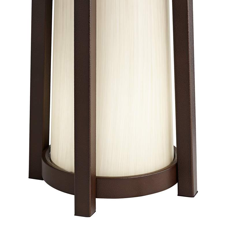 Phillip Oil-Rubbed Bronze Table Lamp with LED Night Light more views