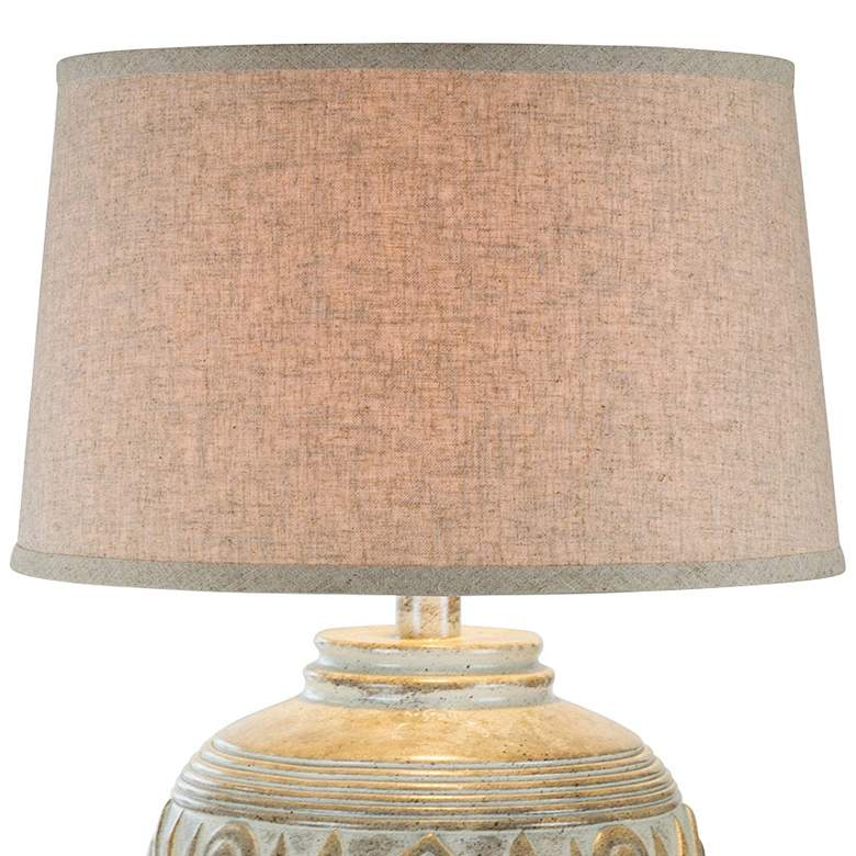 Canciones Alabaster LED Table Lamp more views