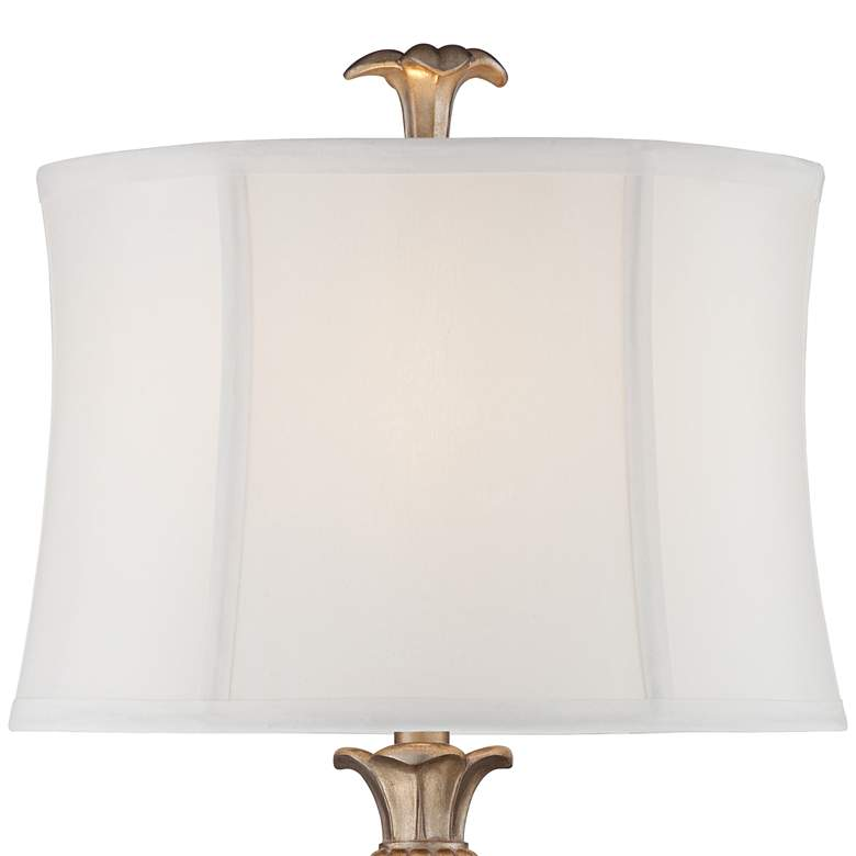 Alyson Mercury Glass Table Lamp by Regency Hill more views