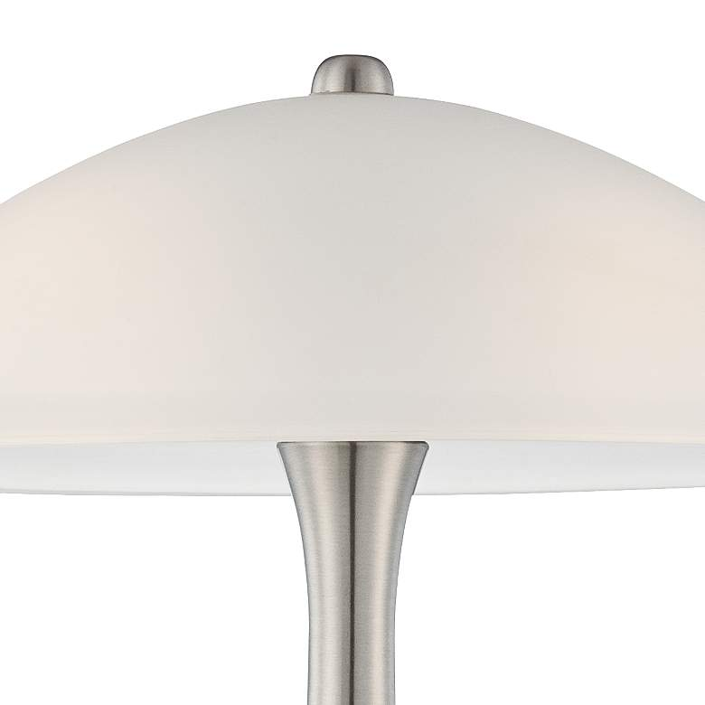 "Lagro 16"" High Touch On-Off Droplet Accent Table Lamp more views"
