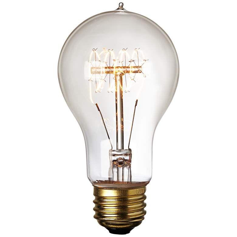 Victorian Edison Style 60 Watt Medium Base Light Bulb more views