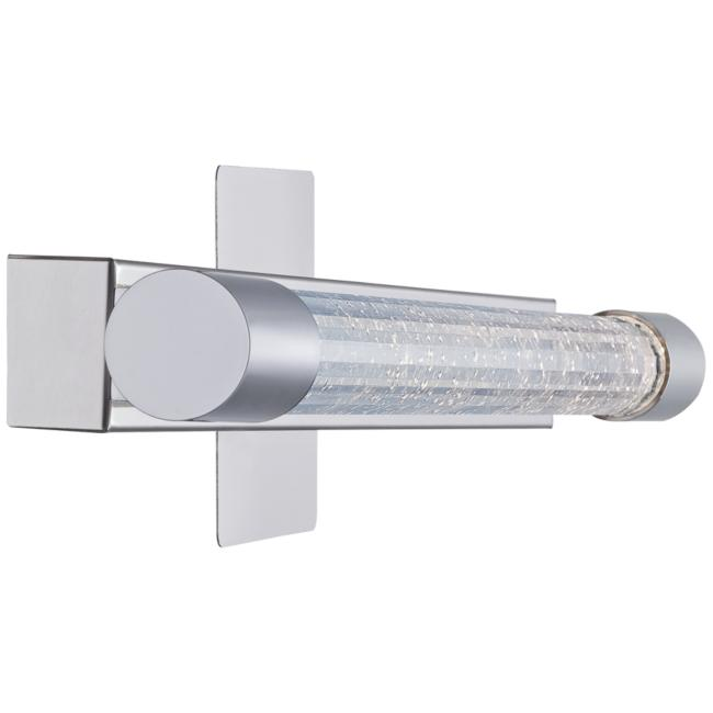 "Possini Euro Claude 24 1/2""W Crystal Linear LED Wall Sconce"