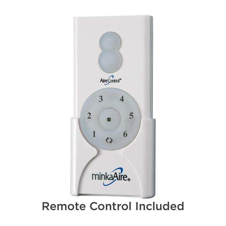 "60"" Minka Aire Seacrest White LED Outdoor Smart Ceiling Fan more views"