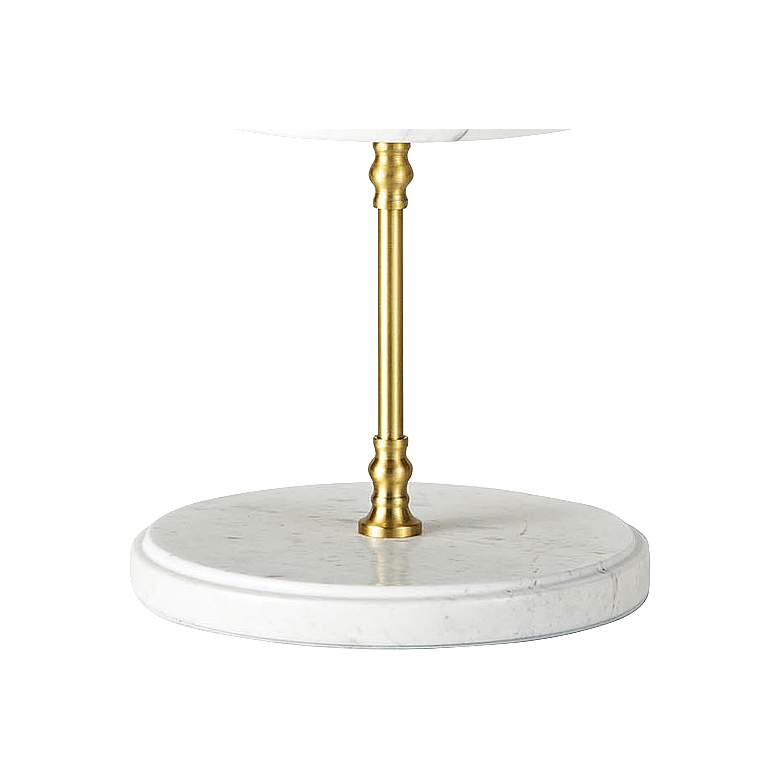 Regina Andrew Design Bistro Natural Brass Metal Table Lamp more views