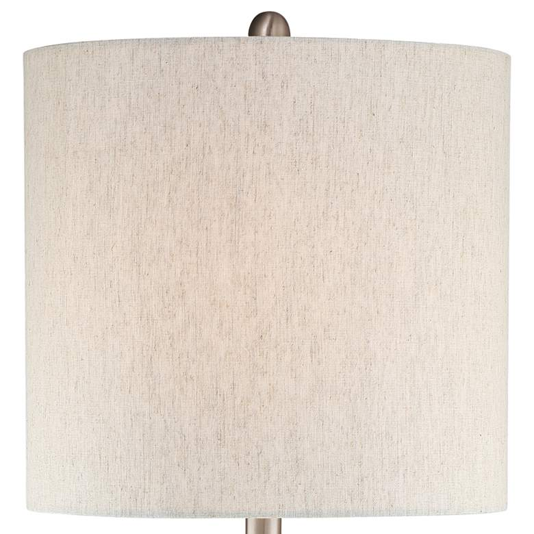Lite Source Coliseo Limestone Textured Ceramic Table Lamp more views