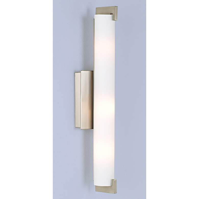 "George Kovacs 20 1/2"" Wide ADA Compliant Bathroom Light more views"