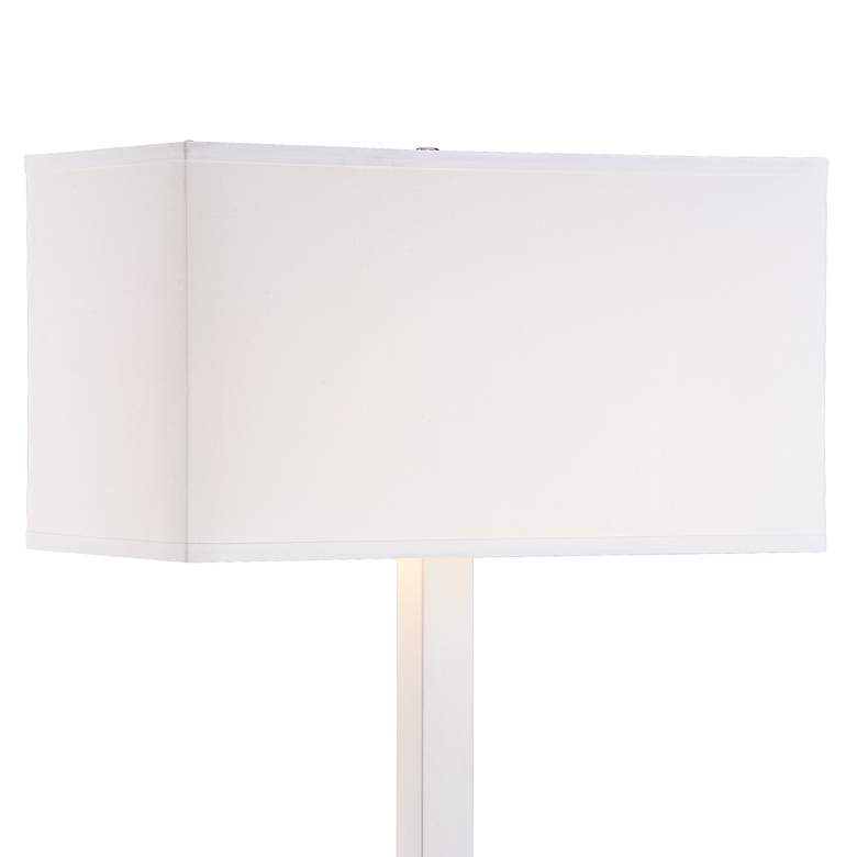 Bryce Metal Table Lamp with USB Port and Utility Plug more views