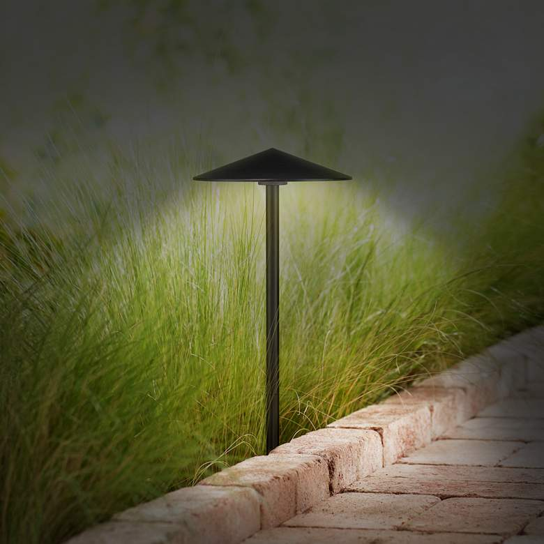 Chesapeake Black 3 Watt LED Landscape Path Light more views