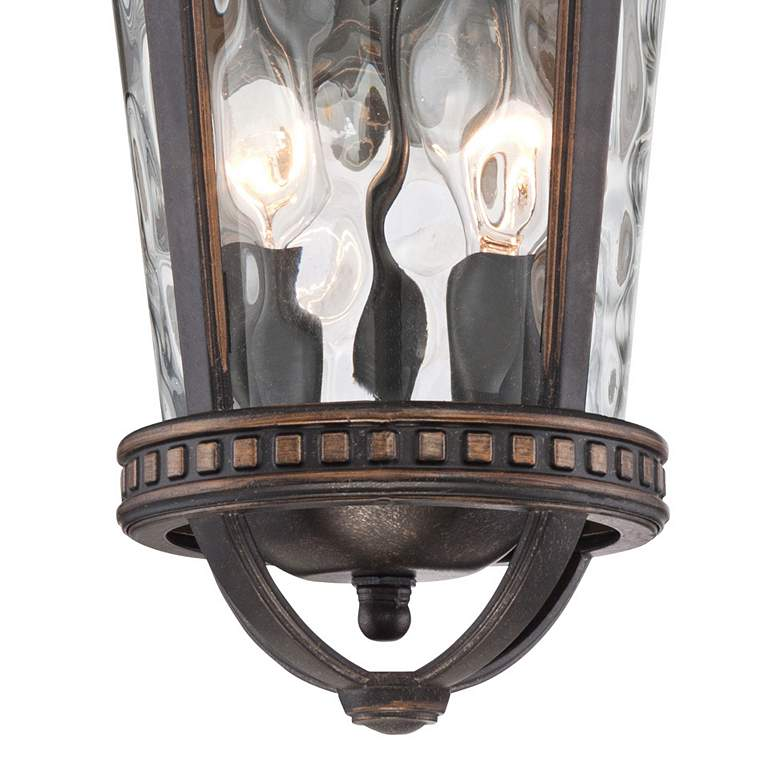 "Provence 15"" High Bronze Downlight Outdoor Wall Light more views"