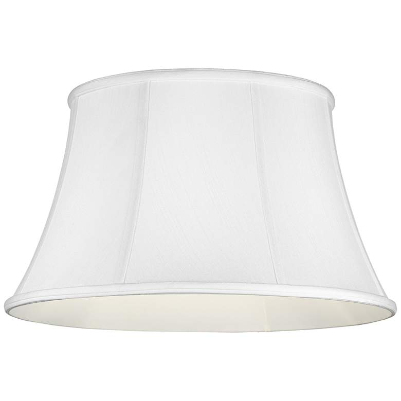 Imperial Collection White Lamp Shade 13x19x11 (Spider) more views