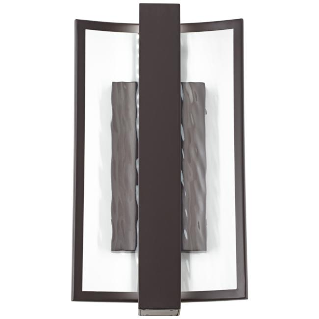 """George Kovacs Sidelight 15 1/4""""H LED Outdoor Wall Light"""