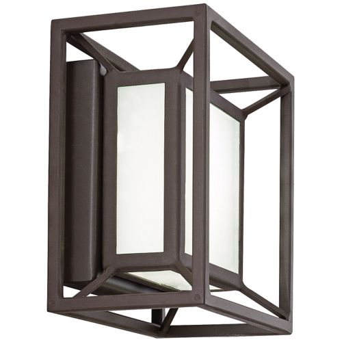 "George Kovacs Outline 6 1/2"" High LED Outdoor Wall Light"