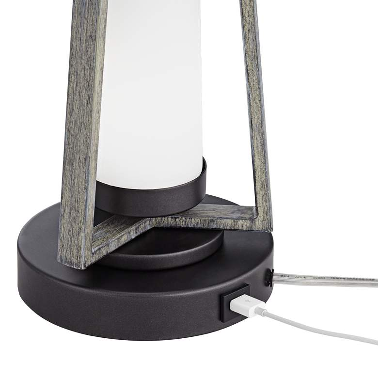 City Ports Night Light Table Lamp by Kathy Ireland more views