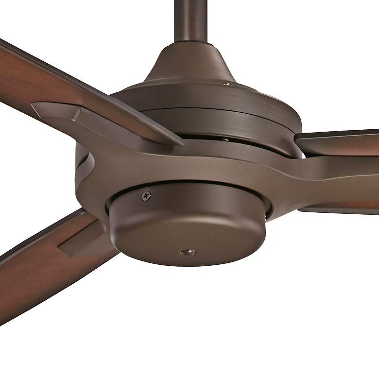 "52"" Minka Aire Rudolph Oil-Rubbed Bronze Ceiling Fan more views"