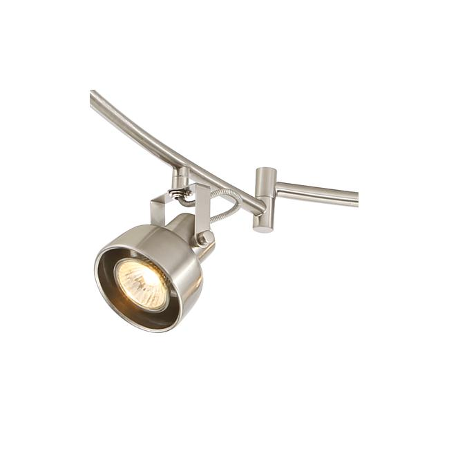 Pro Track® Lenny 6-Light Swing Arm Track Fixture