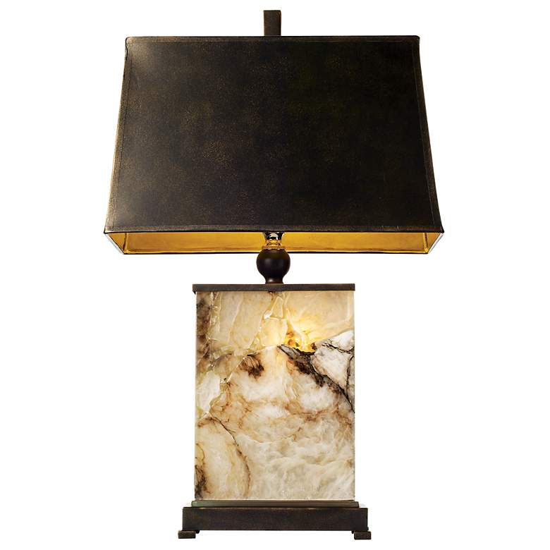 Marius Marble Night Light Table Lamp more views