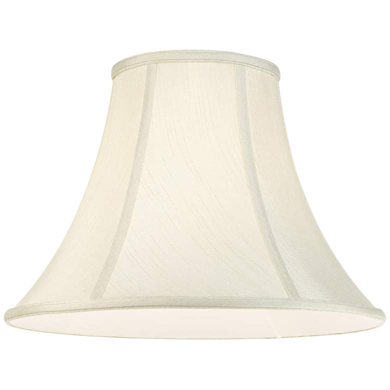 Imperial Collection™ Creme Bell Lamp Shade 7x16x12 (Spider) more views