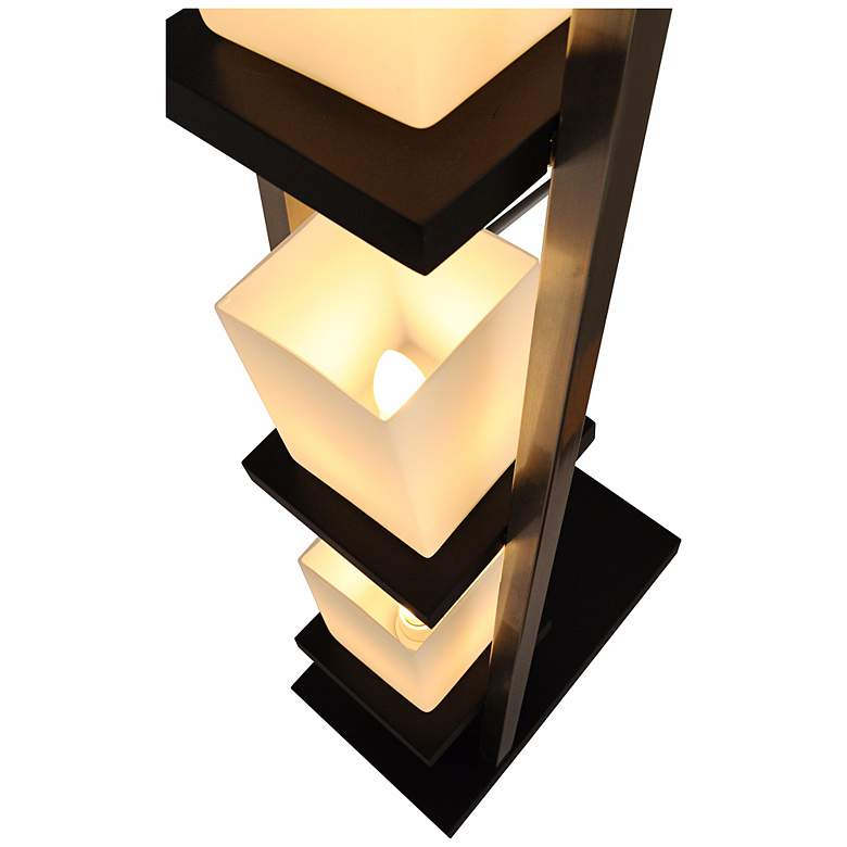 Nova Lighting Escalier 5-Step Floor Lamp more views