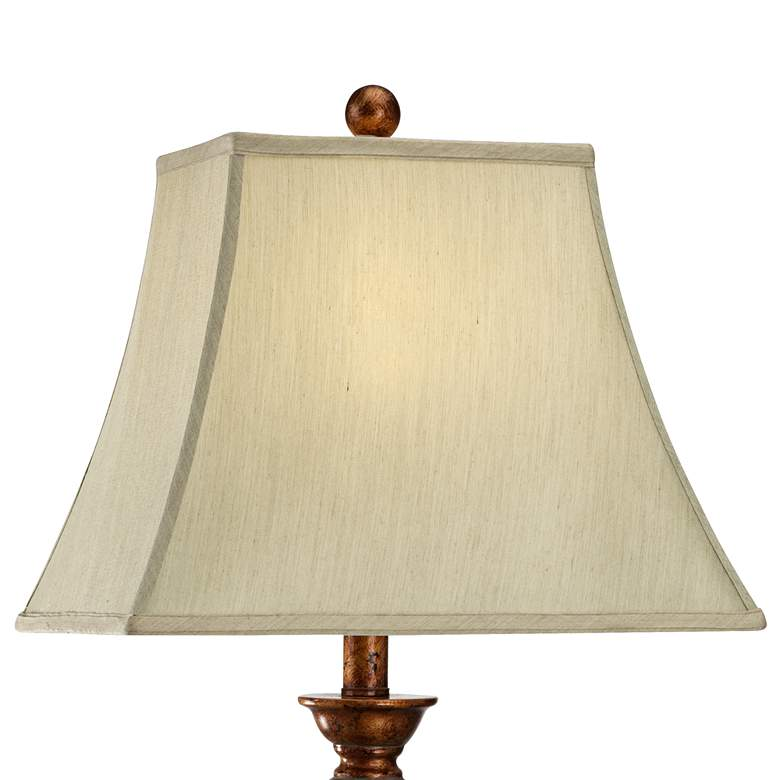 Two-Tone Gold Traditional Table Lamps Set of 2 more views