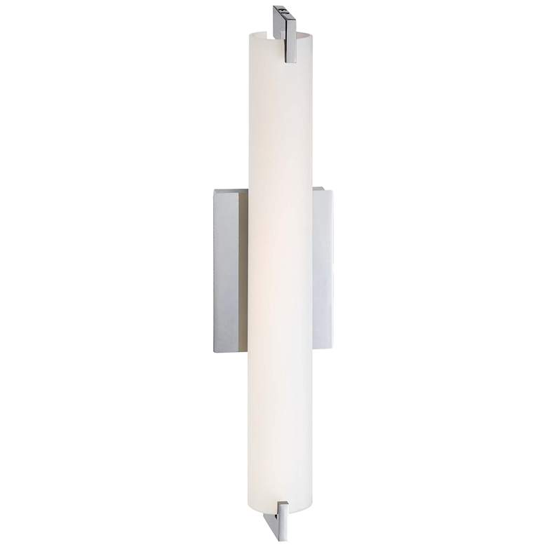 "George Kovacs 20 1/2"" Wide Chrome LED Bath Light more views"