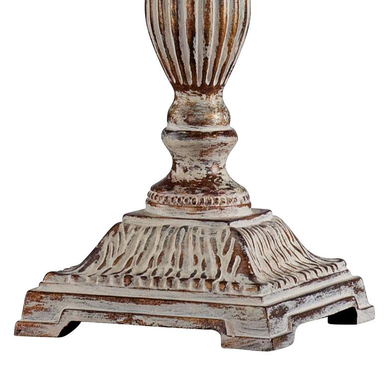 Petite Artichoke Font Table Lamp more views
