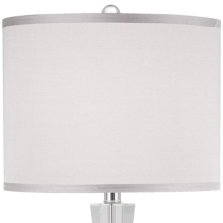 Linley Collection Element Crystal Table Lamp more views